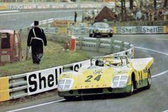 Guy Ligier / Patrick Depailler - Ligier JS3 Ford - Automobiles Ligier - XXXIX Grand Prix d´Endurance les 24 Heures du Mans - 1971 International Championship for Makes, round 9 - Challenge Mondial, round 4