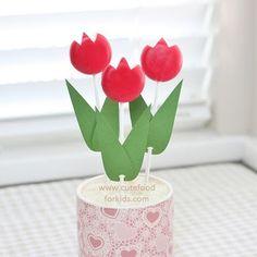 babybel en fleurs