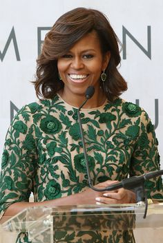 Michelle Obama  - A Look Back At All Of Michelle Obama's Best Hair Moments In The White House