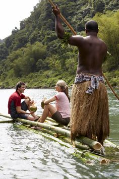 There are many outdoor adventures to be had in #Fiji