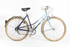 Jacques Anquetil 80′s Mixte (possibly manufactured by Gitane) | Tokyo Vintage Bicycles