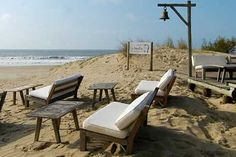 beachside dining at it's best, La Huella, Jose Ignacio, Uruguay