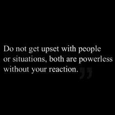 Anger & Power