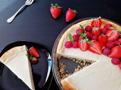 O mně - MySimpleDish.cz Cheesecake, Strawberry, Dishes, Fruit, Desserts, Food, Cakes, Tailgate Desserts, Deserts