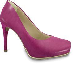 Sapato Scarpin 2015 Rosa