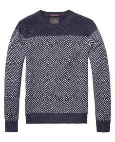 Nepped Pullover