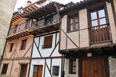 Arquitectura rural en Jerte en el Valle del Jerte