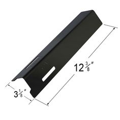 REPLACEMENT PORCELAIN STEEL HEAT PLATE FOR UNIFLAME, BBQ GRILLWARE AND LIFE@HOME GAS GRILL MODELS  Fits Uniflame Models: NSG4303 , Patriot  BUY NOW @ https://www.bbqtek.com/shopexd.asp?id=1924&sid=3650