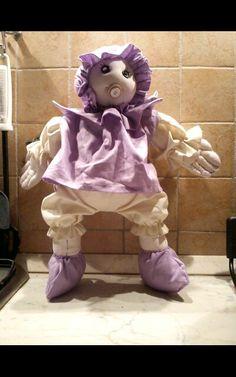 Bambolotto realizzato a mano