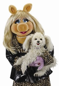 Who are your fashion icons, Miss Piggy? Fashion icons?