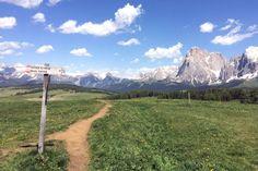 Wandern in Südtirol: Die besten Touren für Einsteiger Mountains, Nature, Traveling, Fitness, Europe, Hiking Trails, Viajes, Naturaleza, Trips