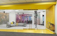 Getty Images, Chicago, IL Architect: Box Studios by Box Studios, Chicago/Denver, via Behance