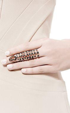 Skeleton Ring by Runa for Preorder on Moda Operandi