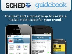 Guidebook integration update. They've got some awesome updates. Check it out!