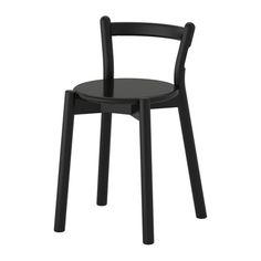IKEA PS 2012 Stool - black - IKEA