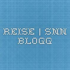 Reise | SNN Blogg