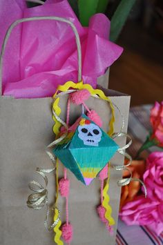 Artelexia: Day of the Dead DIY #10: DOD Diamond Pinatas