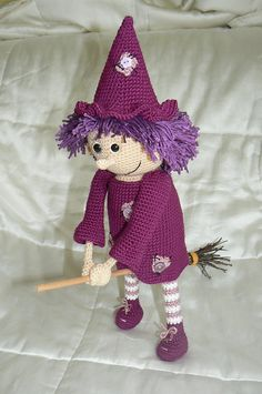 Ravelry: Good Witch pattern by Katka Reznickova ♡