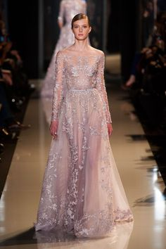 Elie Saab: Couture SS 2013 Collection