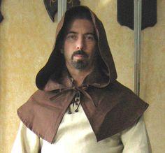 Medieval Celtic Peasant Hood - Robin Hood Style. $49.99, via Etsy.