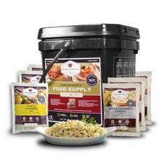 Shop a great selection of Wise Company Emergency Freeze Dried Breakfast Entr?e Bucket - 84 Servings. Find new offer and Similar products for Wise Company Emergency Freeze Dried Breakfast Entr?e Bucket - 84 Servings. Best Emergency Food, Emergency Food Storage, Emergency Food Supply, Emergency Preparation, Survival Food, Survival Prepping, Emergency Preparedness, Survival Skills, Survival Quotes