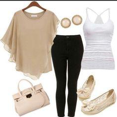 Hermoso color crema! !!!