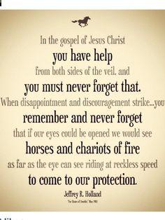 ~Elder Jeffery R Holland~