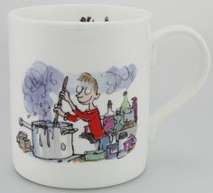 Roald Dahl - George's Marvellous Medicine Mug