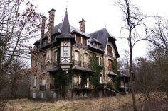 Ghost Siren - wonderland-mirror:  Victorian House [France]