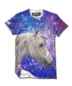 852cc8ff7 Galaxy Unicorn Men's Tee Festival T Shirts, Mens Tees, Beloved Shirts, Rave  Outfits