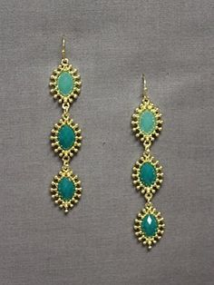Summer Rays Earrings-pretty fashion earrings, trendy fashion earrings, cheap fashion earrings, affordable fashion jewelry