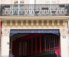 France: Passage de l'Ancre- a hidden ancient passageway in Paris. | Minor Sights