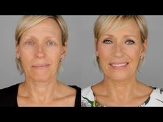 Mature Makeup Look - Summer Events, Weddings, Parties etc - YouTube