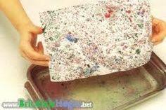 Mundo FiLi: ¿Cómo hacer papel marmolado?
