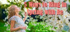 5 Ways to Ring in Spring with Re, Re Salon and Med Spa, Charlotte, NC