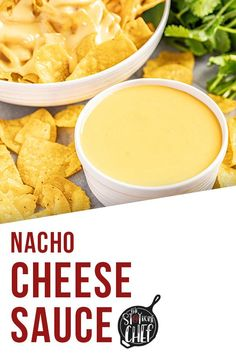 Nacho Cheese Sauce is ridiculously easy to make, and tastes so much better than store bought. Enjoy it as a dip or on a plate of nachos. The best appetizer or snack! #nachocheesesauce #appetizer Homemade Nacho Cheese Sauce, Homemade Nachos, Mexican Food Recipes, Snack Recipes, Snacks, Phillipino Food, Hawiian Food, Bacon Wrapped Pineapple, Healthy Finger Foods