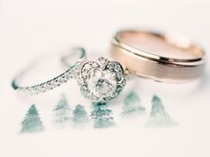 wedding rings from Smithville Texas Wedding