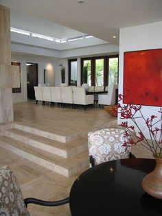 Malibu Home Project - contemporary - dining room - los angeles - Philip Nimmo Design