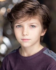 Beautiful Children's World Teenage Boy Hairstyles, Boys Long Hairstyles, Young Cute Boys, Cute Kids, Young Models, Child Models, Beautiful Children, Beautiful Boys, Handsome Kids