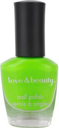 ShopStyle: Love 21 Neon Green Nail Polish