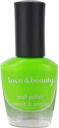 ShopStyle: Love 21 Neon Green Nail Polish