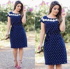 Girls Dresses Sewing, Modest Dresses, Cute Dresses, Vintage Dresses, Casual Dresses, Paris Outfits, Dress Outfits, Fashion Dresses, Cotton Frocks
