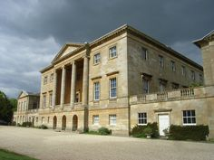 Basildon Park (Netherfield Park, 2005), built between 1776 and 1783 for Francis Sykes.