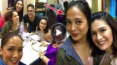 Why was Isabelle Daza at the backstage of Eat Bulaga  MUST READ