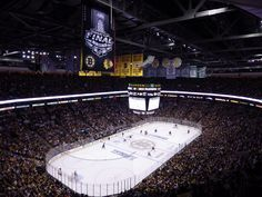 "TD Garden Boston Bruins Adhesive Wall Graphic (24""x36"")"