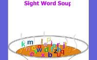 Promethean Planet  Sight Word Soup Activity