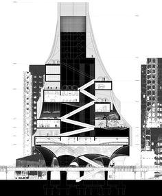 Carlos Ramos Tenorio /// Dotación Energética y Apilamiento de Atmosferas Lúdicas Artificiales sobre el Highline @ NYC, USA