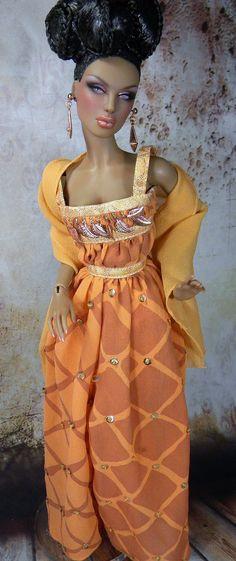 Arabian Knights beauty outfit