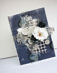Just My Scrapping World.. : A card set for Maja Designs and Manor House Creations!