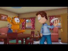 Garfield Show 3x1 Nermal király